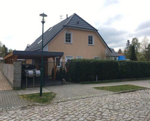 Großzügiges massives Ein- bis Zweifamilienhaus